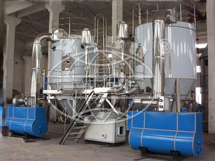 LPG Series High-Speed Centrifugal Spray Dryer(drier)
