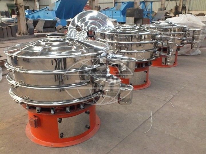 ZS Series Round Shape Vibrating Sifter (Round  Shape vibrating screen,Round  Shape Vibrating sieve)