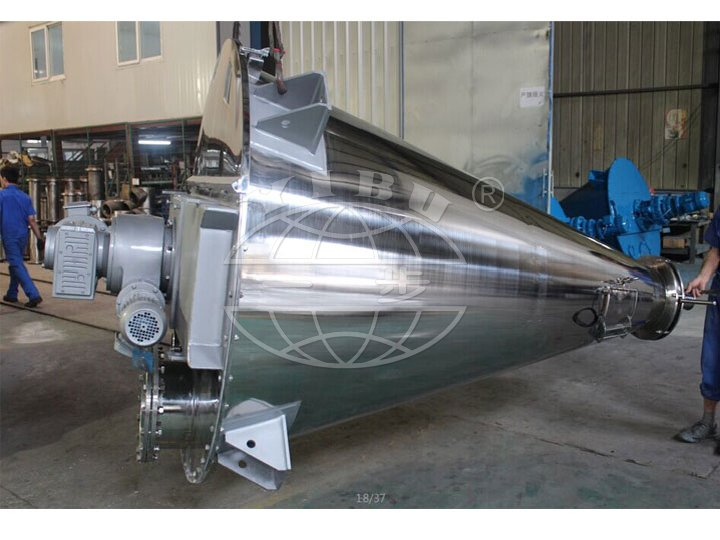 DSH Series Double Screw Conical Mixer(double screw cone mixer)(Nauter Mixer)