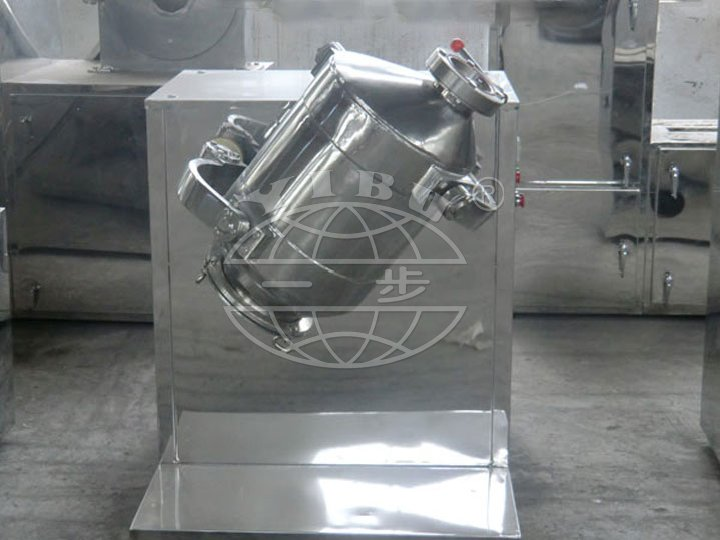 SYH Series Three Dimensions Mixer (Three Dimension Mixing Machine)