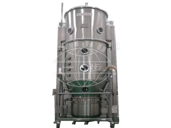 FG Series Vertical Fluid Bed Dryer