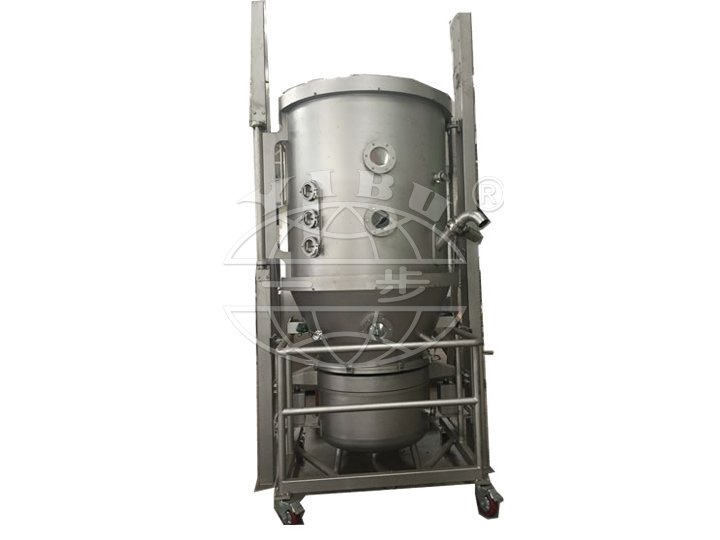 GFG Series High Efficiency Fluid Bed Dryer(High Efficiency Fluidizing Dryer)