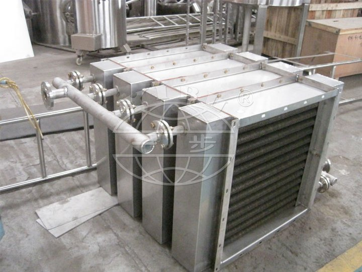 SQR Series Heat Exchanger