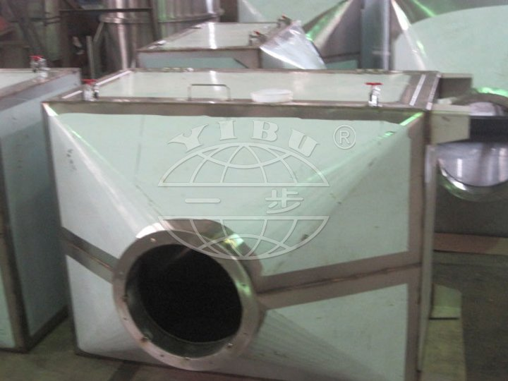 DG Series  Air Stream Dryer For Starch