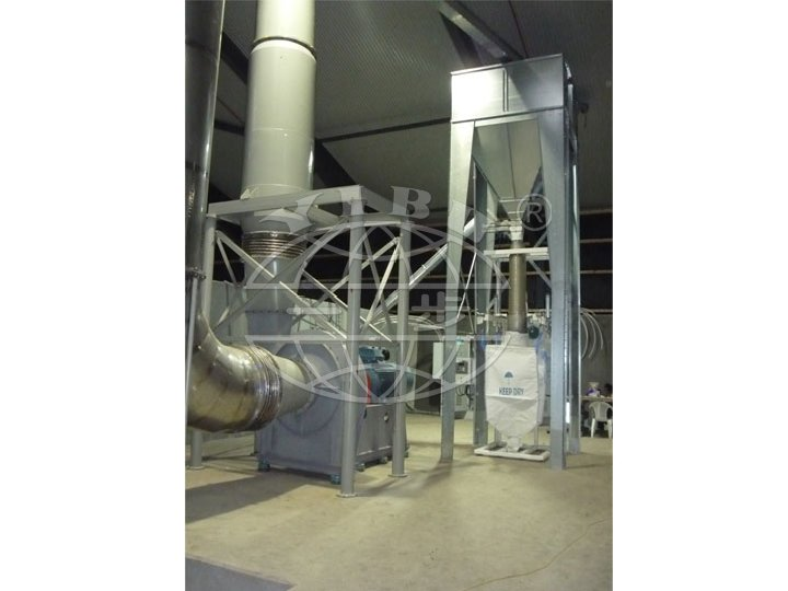 XSG Series Spin Flash dryer