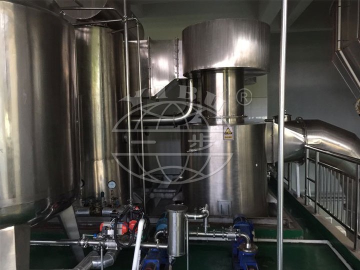 Instant Coffee Powder production Line
