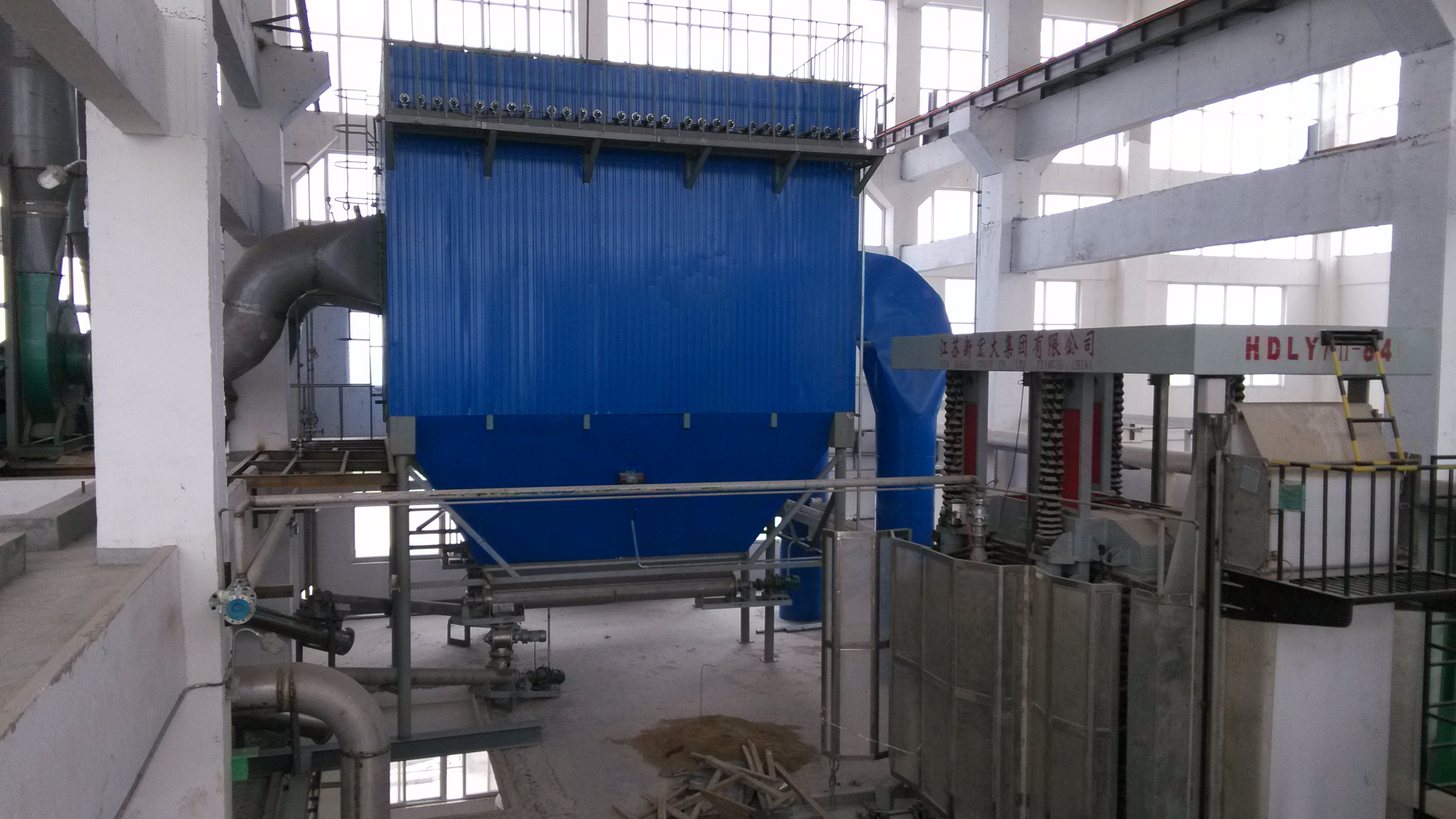 titanium dioxide production line